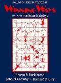 Winning Ways: For Your Mathematical Plays, Vol. 2 - Elwyn R. Berlekamp - Paperback
