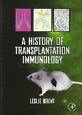 History of Transplantation Immunology