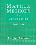 Matrix Methods An Introduction