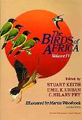 Birds of Africa : Broadbills to Chats