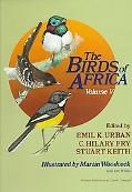 Birds of Africa Thrushes to Puffback Flycatchers