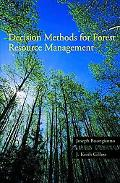 Decision Methods for Forest Resource Managers