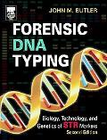 Forensic DNA Typing Biology, Technology, and Genetics of STR Markers