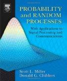 Probability and Random Processes: With Applications to Signal Processing and Communications
