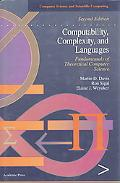 Computability, Complexity, and Languages Fundamentals of Theoretical Computer Science