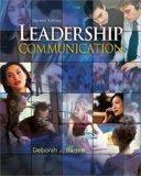 Leadership Communication (2nd, Second Edition) - By Deborah J. Barrett