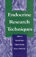 Handbook of Endocrine Research Techniques