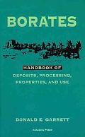 Borates Handbook of Deposits, Processing, Properties, and Use