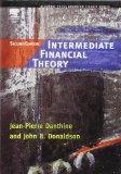 Intermediate Financial Theory, Second Edition (Academic Press Advanced Finance)