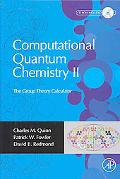 Computational Quantum Chemistry 2 The Group Theory Calculator