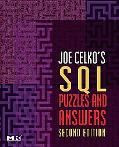 Joe Celko's SQL Puzzles and Answers