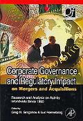 Corporate Governance and Regulatory Impact on Mergers and Acquisitions Research and Analysis...