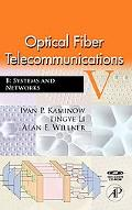 Optical Fiber Telecommunications V B