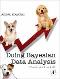 Doing Bayesian Data Analysis : A Tutorial Introduction with R and BUGS