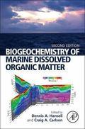 Biogeochemistry of Marine Dissolved Organic Matter