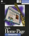 Claris Home Page Companion