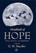 Handbook of Hope Theory, Measures, & Applications