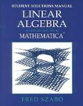 Linear Algebra An Introduction Using Mathematica
