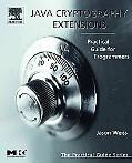 Java Cryptography Extensions Practical Guide for Programmers