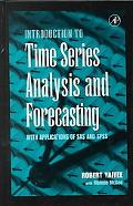 Introduction to Time Series Analysis and Forecasting With Application of Sas and Spss
