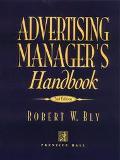 Advertising Manager's Handbook - Robert W. Bly - Hardcover