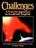 Challenges: A Process Approach to Academic English