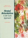 Mental Retardation A Life-Cycle Approach
