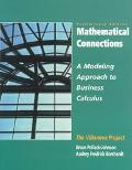 Mathematical Connections: Preliminary Edition