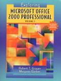 Exploring Microsoft Office 2000 Professional