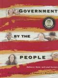 Government by the People National, State, and Local Version