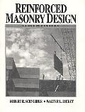 Reinforced Masonry Design