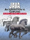 Java An Introduction to Computing