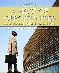 Host of Opportunities An Introduction to Hospitality Management