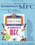 Getting Started With Microsoft Visual C++ With an Introduction to Mfc Companion to C++ How t...