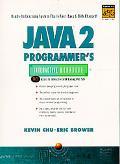 Java 2 Programmer's Interactive Workbook