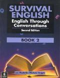 Survival English Book 2 English Through Conversation