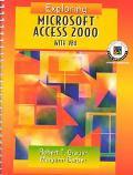 Exploring Microsoft Access 2000 With Vba