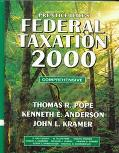 Prentice Hall's Federal Taxation, 2000 Comprehensive