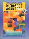 Exploring Microsoft Word 2000