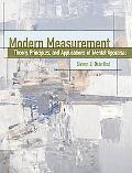 Modern Measurement Theory, Principles, And Applications Of Mental Appraisal