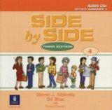 Side by Side 4 Activity Workbook 4 Audio CDs (2)