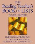 Reading Teacher's Book of Lists
