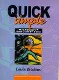 Quick, Simple Microsoft Windows 2000