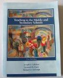 Teaching in the Middle and Secondary Schools (7th Edition)