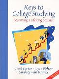 Keys to College Studying Becoming a Lifelong Learner