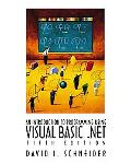 Introduction To Programming Using Visual Basic 2005