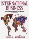 International Business Environments and Operations