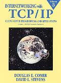 Internetworking With Tcp/Ip Client-Server Programming and Applications