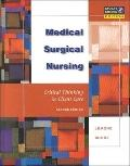 Medical-Surgical Nursing (3-Book Package Includes: Lemone: Medical-Surgical Nursing, Crit Th...