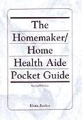 Homemaker/Home Health Aide Pocket Guide